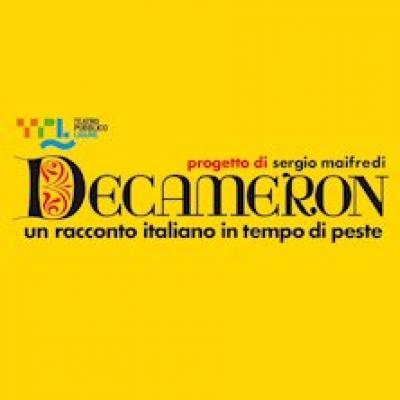 Decameron - locandina