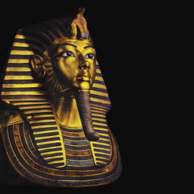 maschera funeraria di Tutakhamon