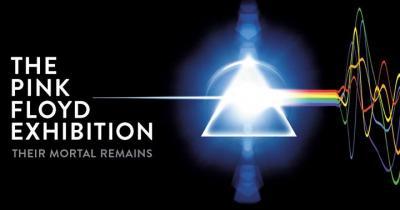 The Pink Floyd Exhibition - Roma - gennaio-aprile