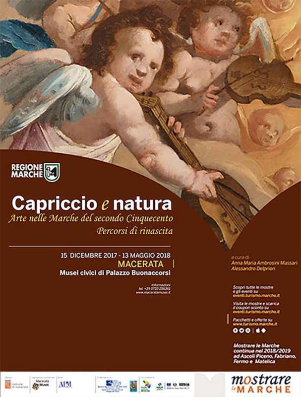 Capriccio e Natura: Arte nelle Marche del secondo Cinquecento - 7 dic. 2017 - 13 mag. 2018