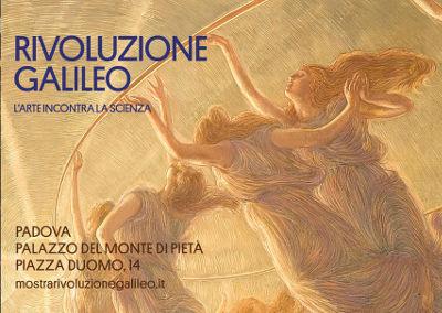 Rivoluzione Galileo @ Padova - 18 nov. 2017 - 18 mar. 2018