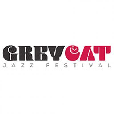 Grey cat festival, logo