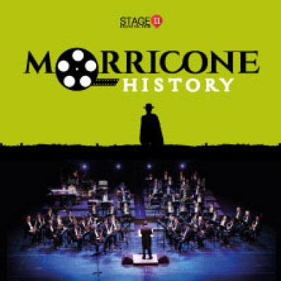 Morricone history, locandina