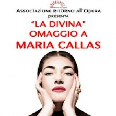 La Divina Omaggio a Maria Callas