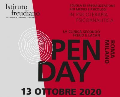 open day ottobre Istituto Freudiano