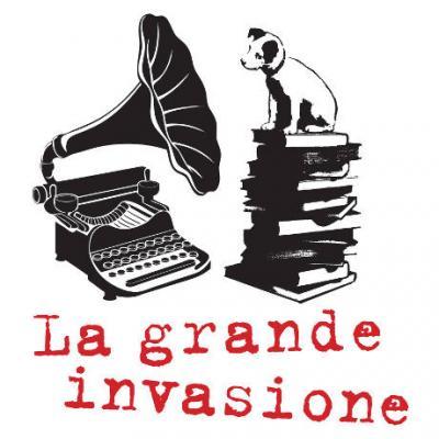 La grande invasione, logo