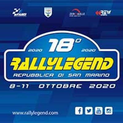 RallyLegend 2020