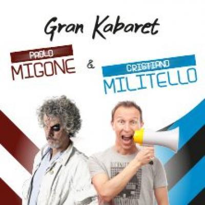 Paolo Migone e Cristiano Militello