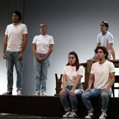 Simone Marzola, Diletta Oculisti, Elisa Vitiello