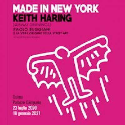 Made in New York. Keith Haring
