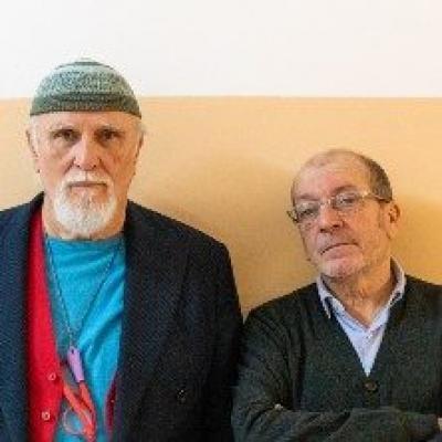 Moni Ovadia e Dario Vergassola