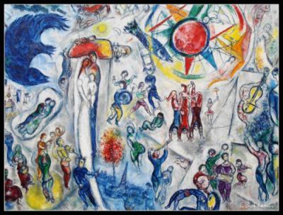 La vie - Chagall