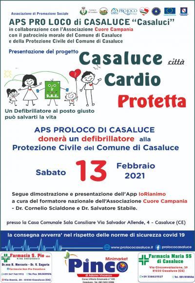 locandina Casaluce cardio protetta