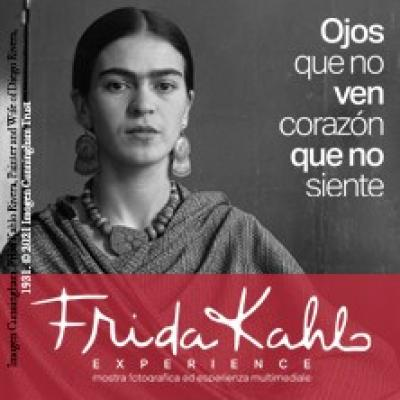 Frida Kahlo. Ojos que no ven, corazón que no siente