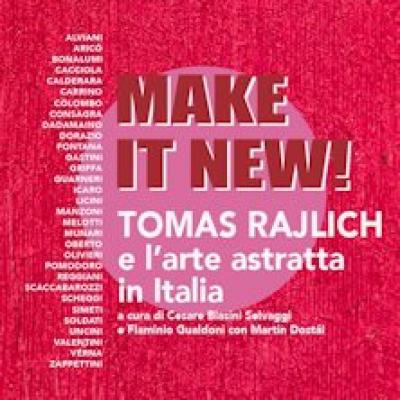 Make it new - locandina della mostra