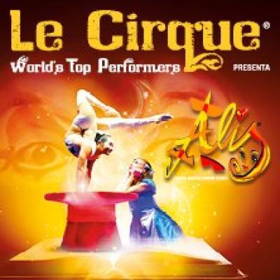Le Cirque World' s Top Performes