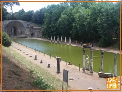 Visita a Villa adriana - Tivoli (RM) - 4 marzo