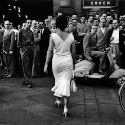 foto di Mario De Biasi