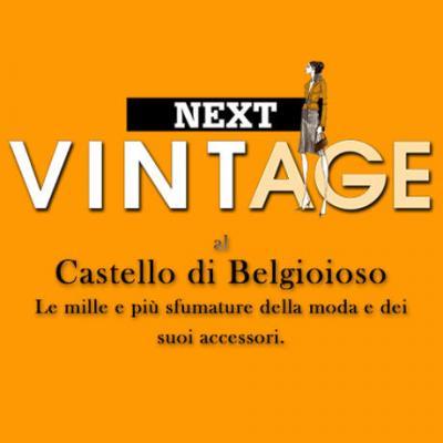 nextVintage Belgioioso 2021- locandina