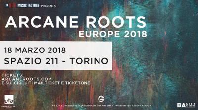 Arcane Roots - Torino - 18 marzo