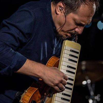 il polistrumentista Luca Ciarla