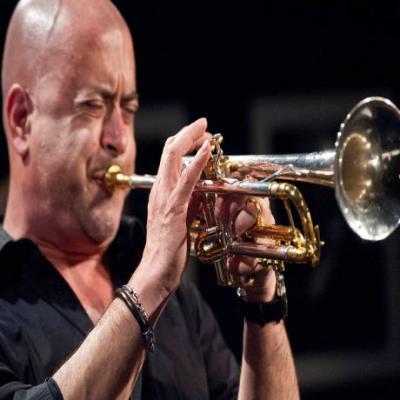 il trombettista Flavio Boltro