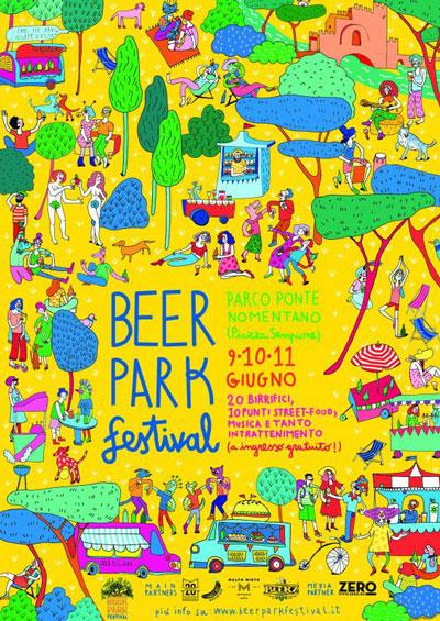 locandina Beer Park Festival 2017