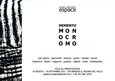 memento monocromo 2