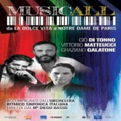 Gio di Tonno, Vittorio Matteucci, Graziano Galatone