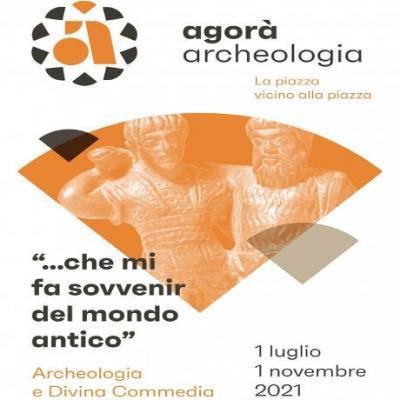 Archeologia e Divina Commedia - locandina