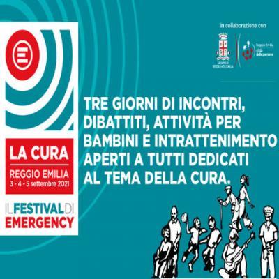 Festival Emergency 2021 - Reggio Emilia