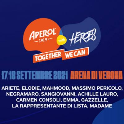 Heros 2021 - Together We Can