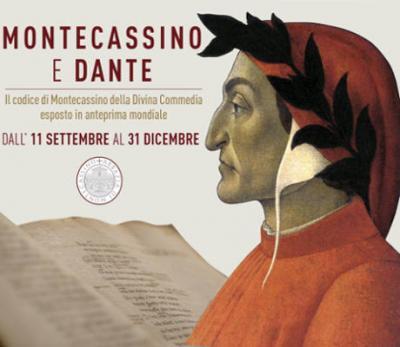 locandina Montecassino e Dante - 2021