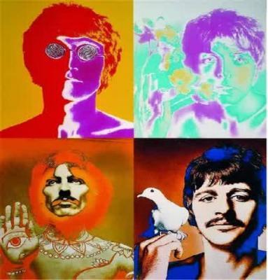 Beatles e Pop Art - Comabbio 2021