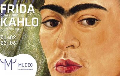 Frida Kahlo. Oltre il mito - Milano - dal 1 febbraio al 3 giugno