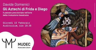 Gli Aztechi di Frida e Diego
