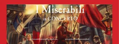 I Miserabili in concerto - Castelfranco dell'Emilia (MO) - 23 febbraio