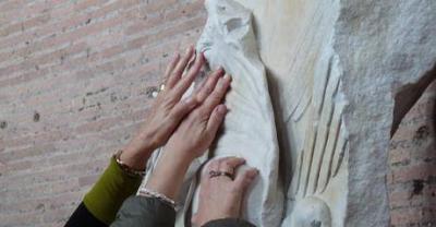 Visita guidata tattile-sensoriale - Roma - 28 febbraio
