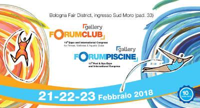 10th Pool & Spa Expo and International Congress @ Bologna - 21-23 febbraio 2018