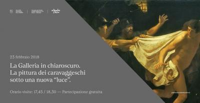 M'illumino di meno 2018. La Galleria in chiaroscuro - Perugia - 23 febbraio