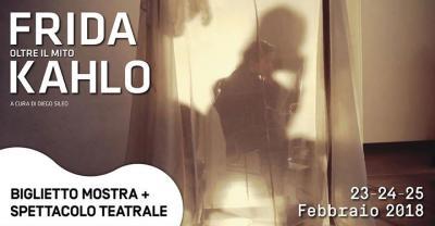 Viajo solo. Incontrando Frida Kahlo - Milano - 23, 24, 25 febbraio 2018