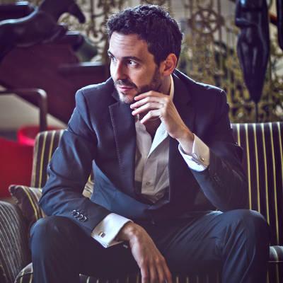 Il piano di Miguel Rodríguez dal vivo all'Elegance Cafè - 1 marzo