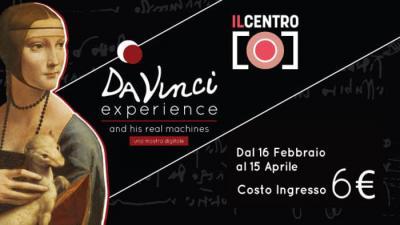 Da Vinci Experience - Arese (MI) - fino al 1 maggio 2018