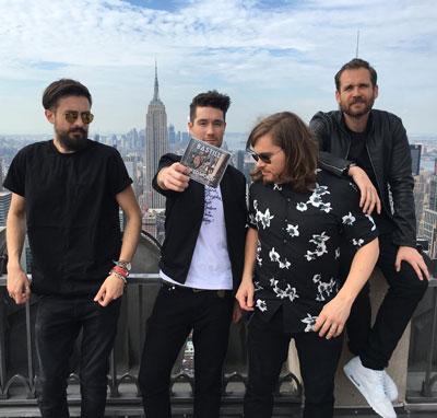 i bastille presentano il nuovo album wild world