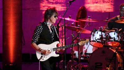 Jeff Beck - Ostia Antica (RM) - 24 giugno
