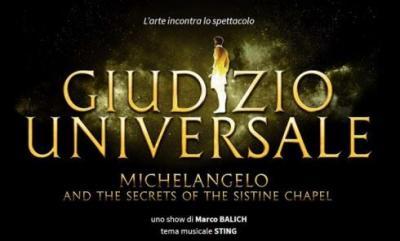 Giudizio Universale - Roma - dal 15 marzo al 30 aprile