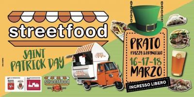 Streetfood Prato - dal 11 al 13 Maggio