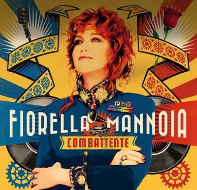 cover combattente tour Fiorella Mannoia