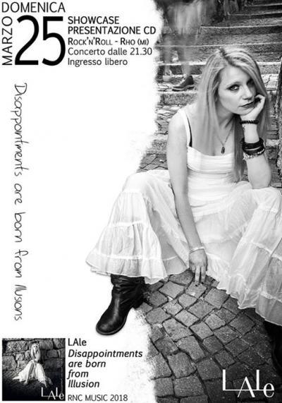 LAle,presentazione album - Rho (MI) - 25 marzo