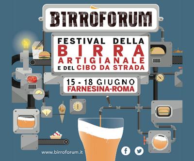 Birrforum roma 2017